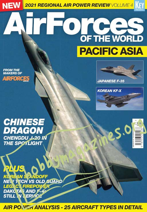 Air Forces of the World - Pacific Asia (Vol.4)