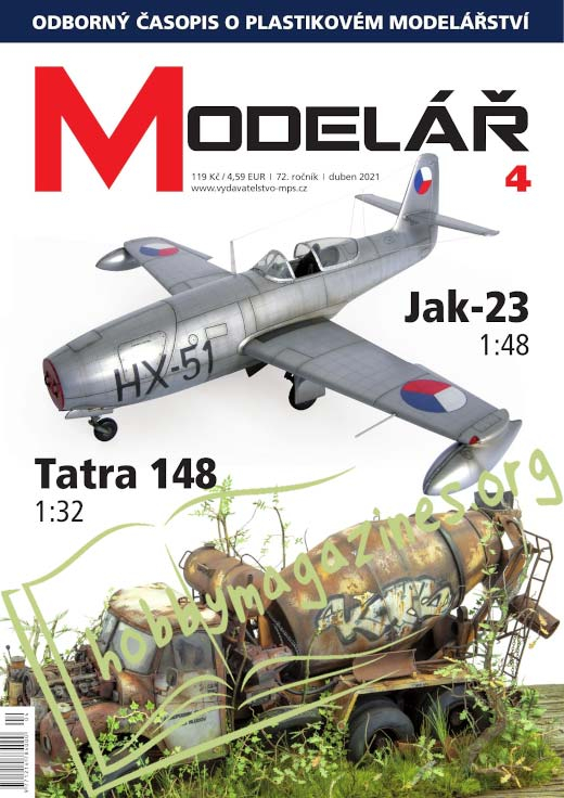 Modelář 2021-04