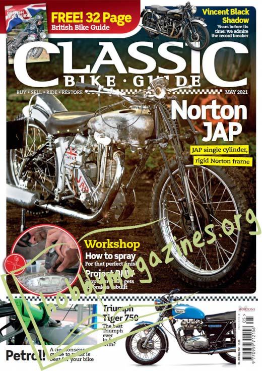 Classic Bike Guide - May 2021 (No.360)