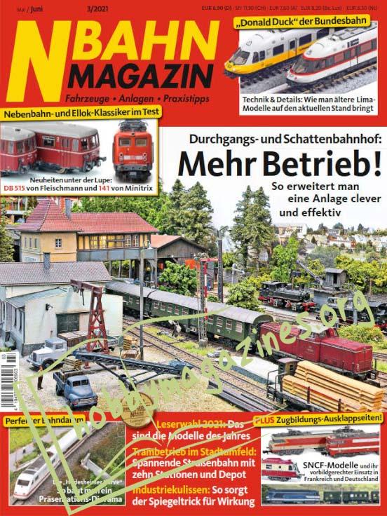 N-Bahn Magazin – Mai/Juni 2021