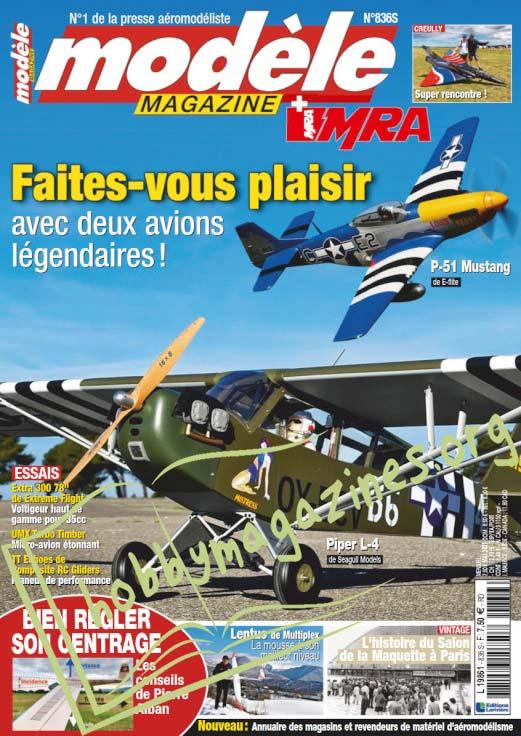 Modèle Magazine - Mai 2021 (No.836S)