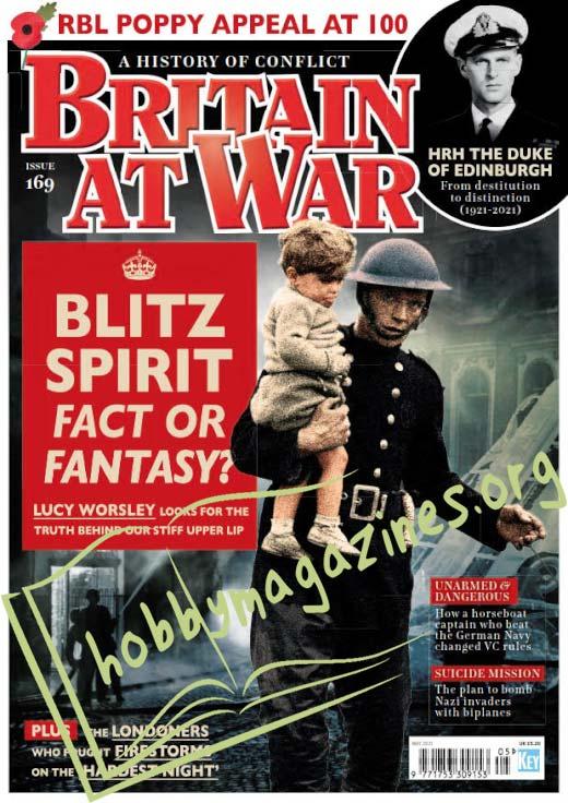 Britain at War - May 2021 ( Iss.169)