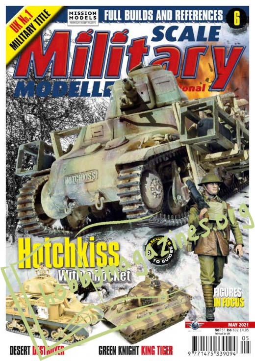 Scale Military Modeller International - May 2021 (vol.51 Iss.602)