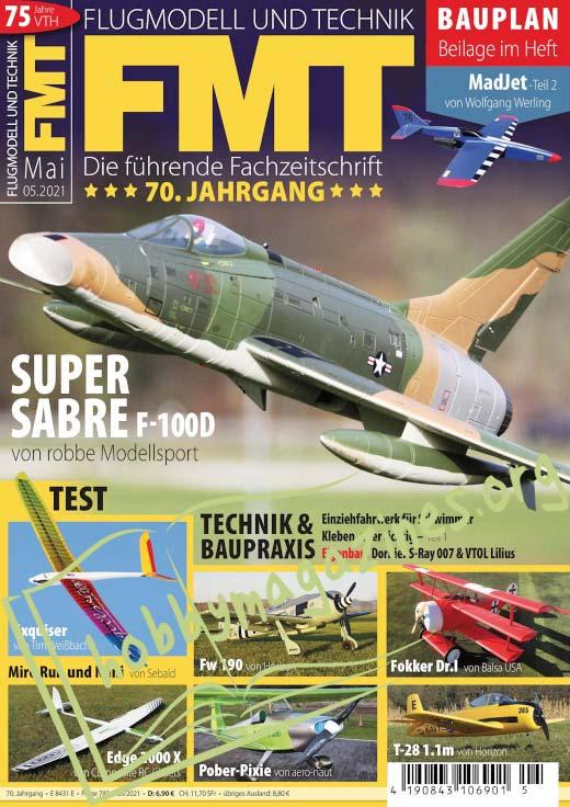 Flugmodell und Technik - Mai 2021