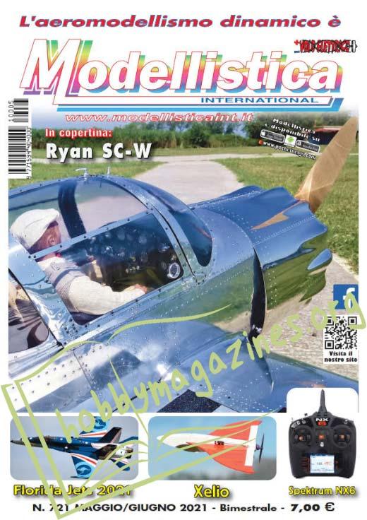 Modellistica International - Maggio/Giugno 2021 (No.721)