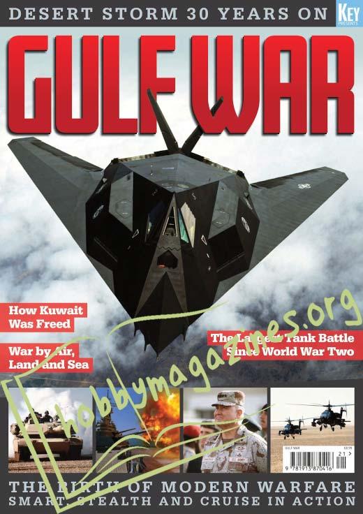 Decert Storm.30 Years on Gulf War