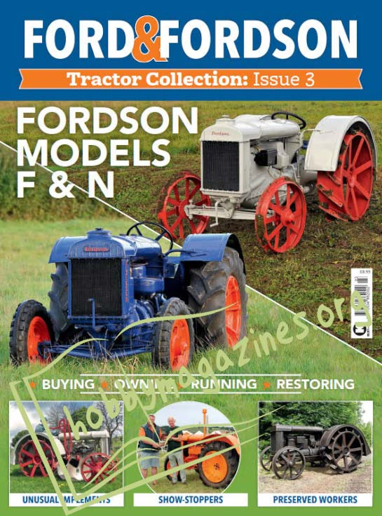 Ford & Fordson Tractor Collection Issue 3