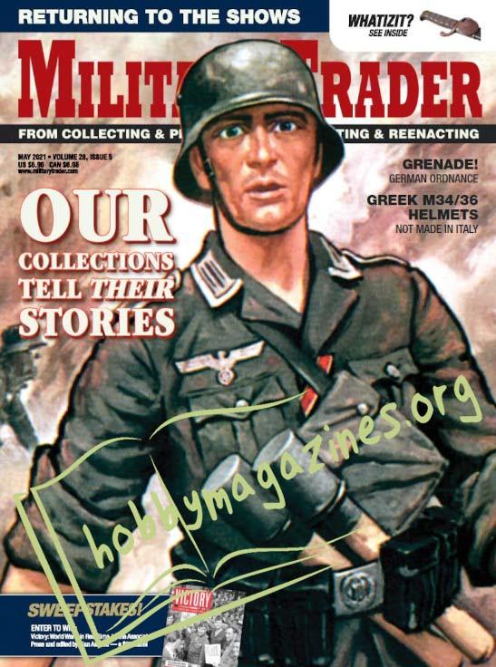 Military Trader – May 2021 (Vol.28 Iss.5)