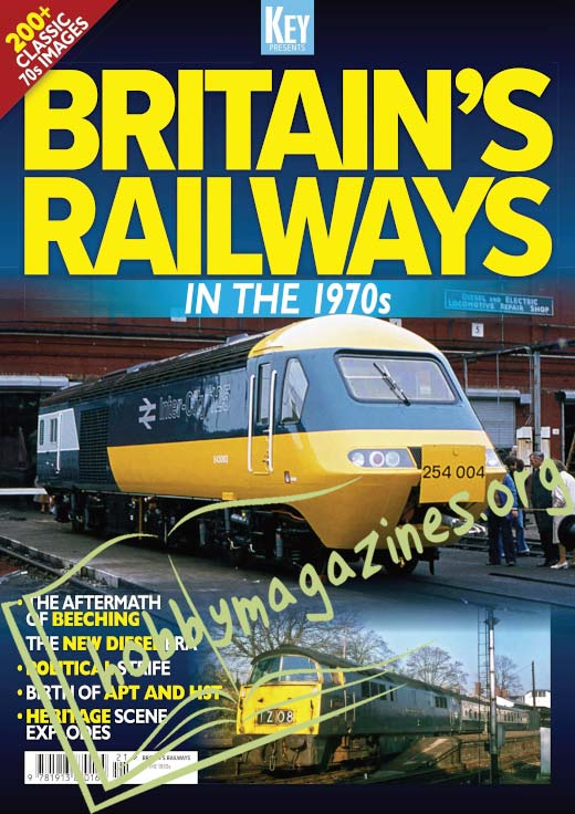 Britain's Railways in the 1970s