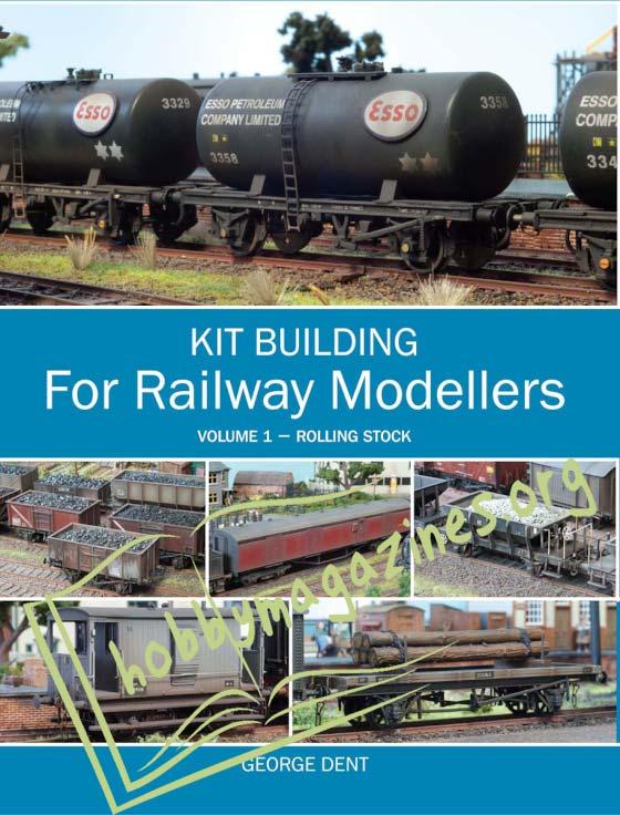 Kit Building for Railway Modellers Volume 1 - Rolling Stock (ePub)