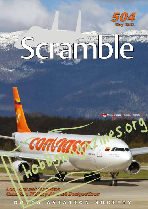 Scramble - May 2021 (Iss.504)