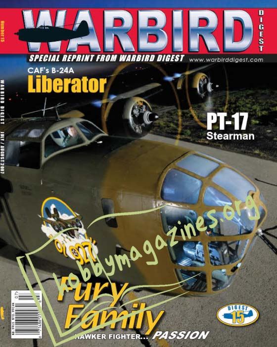 Warbird Digest Number 15