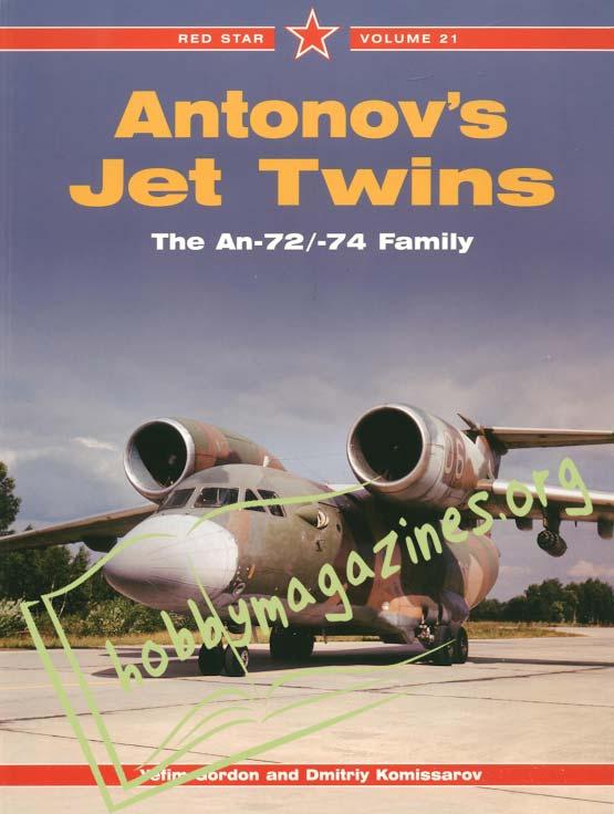 Red Star - Antonov's Jet Twins (Vol.21)
