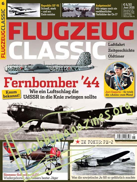 Flugzeug Classic - Juni 2021