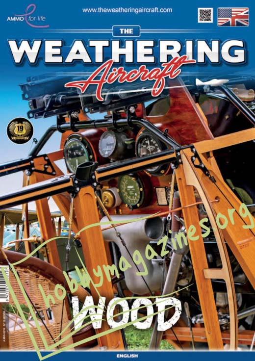 The Weathering Aircraft: Wood