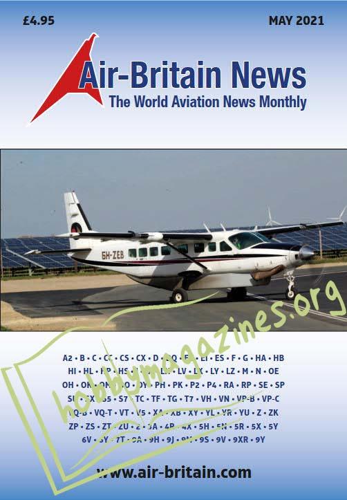 Air-Britain News - May 2021