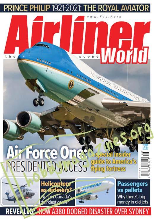 Airliner World - June 2021