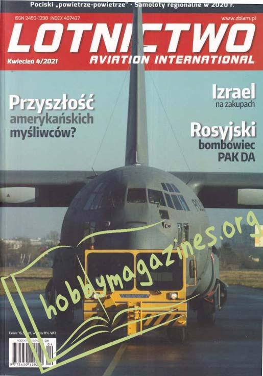 Lotnictwo Aviation International 2021-04