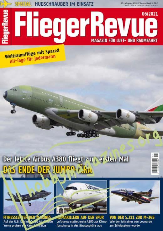 Flieger Revue - Juni 2021