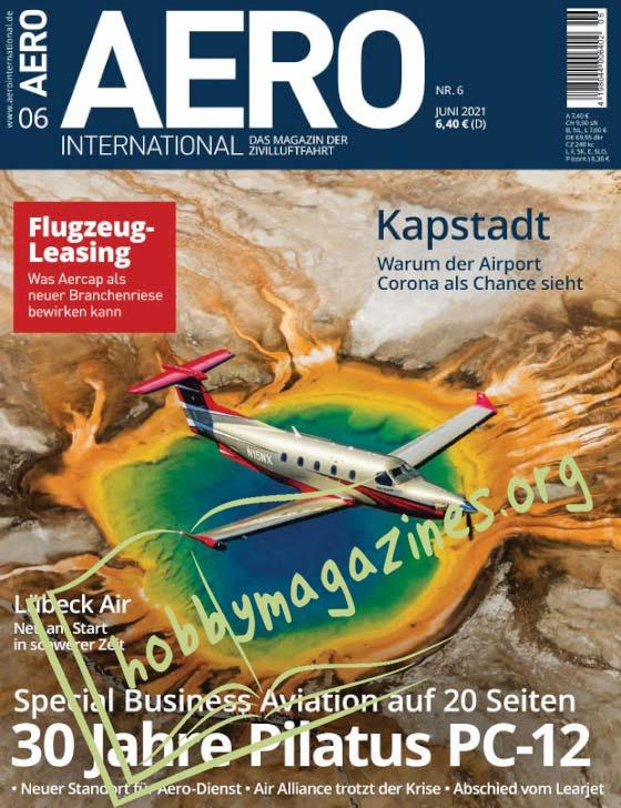 AERO International 2021-06