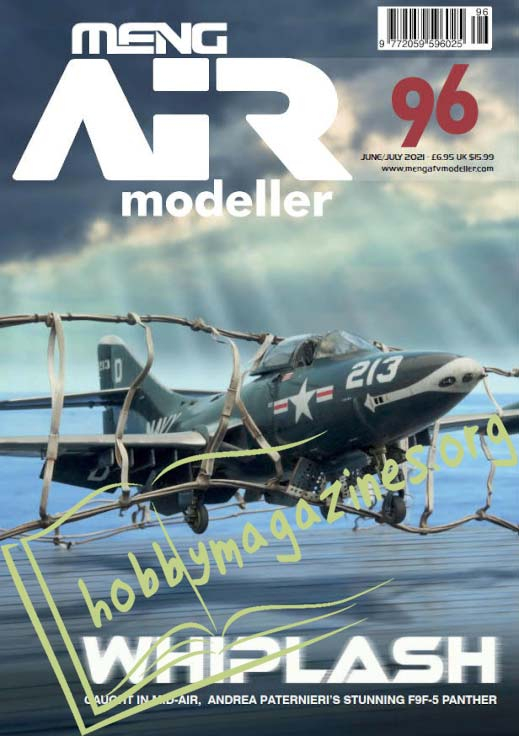 AIR Modeller - June/July 2021 (Iss.96)