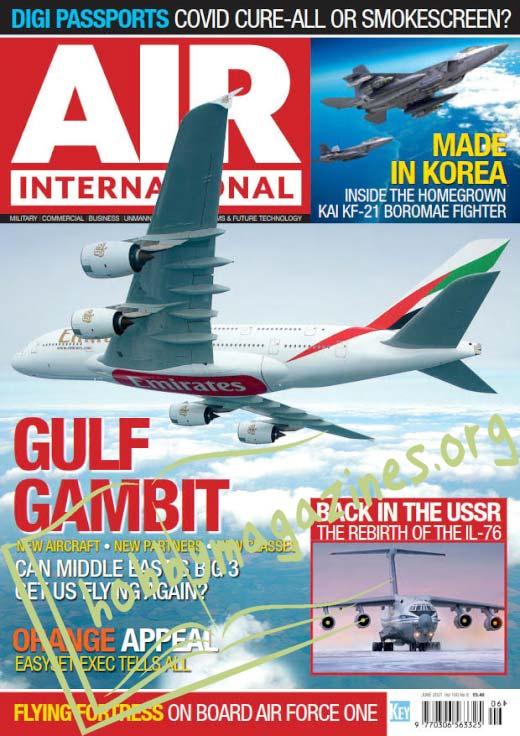 Air International - June 2021 (Vol.100 No.6)