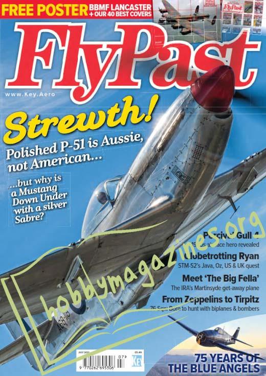 FlyPast - July 2021 (No.480)
