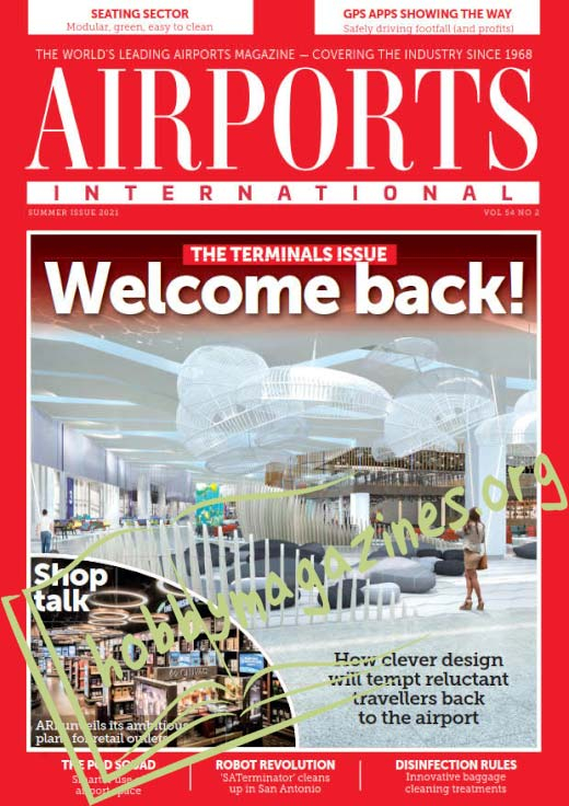 Airports International - Summer 2021 (Vol.54 No.2)