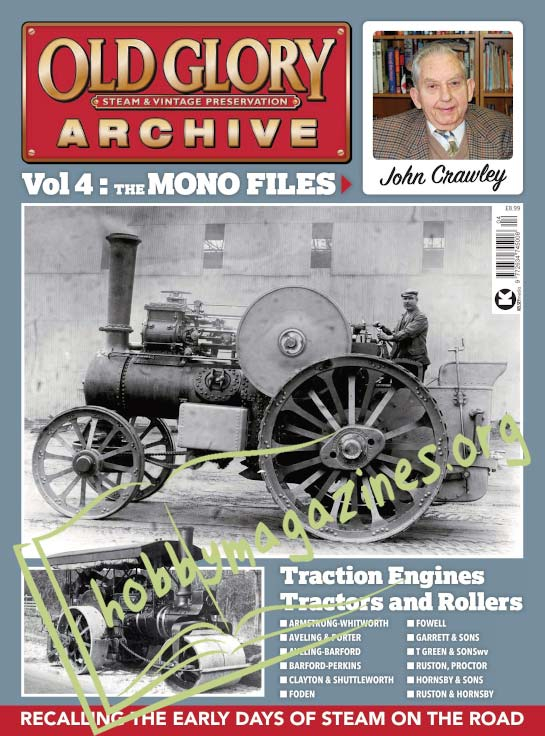 Old Glory Archive Volume 4: The Mono Files