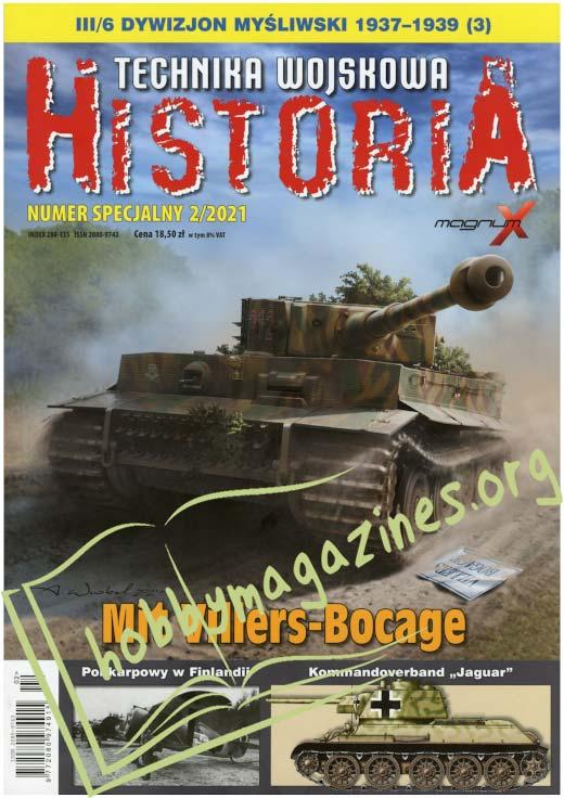 Technika Wojskowa Historia Numer Specjalny 2021-02