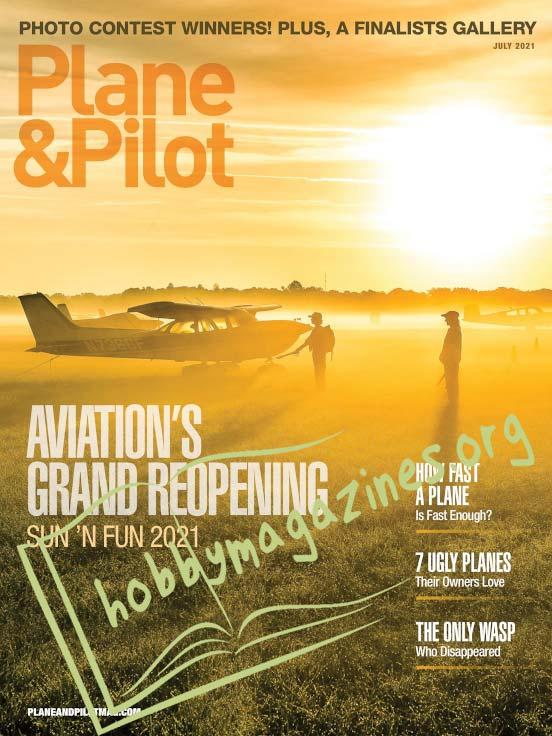 Plane & Pilot - July 2021