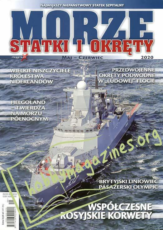 Morze Statki i Okrety 2020-05/06 (No.198)