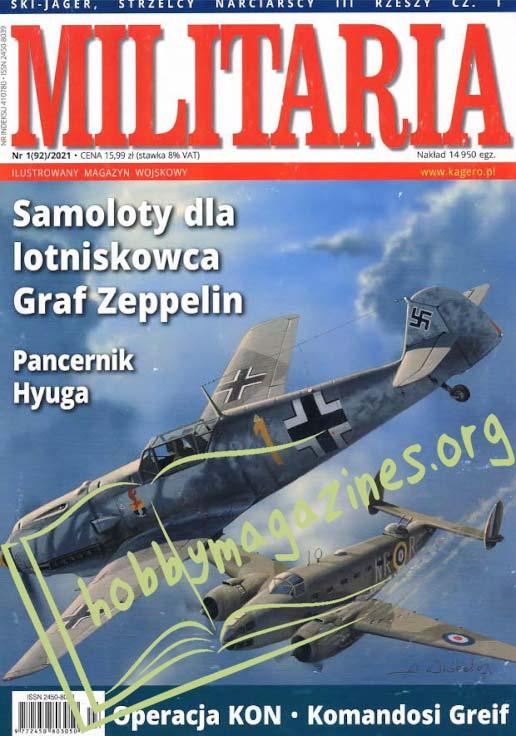 Militaria 2021-01 (No.92)