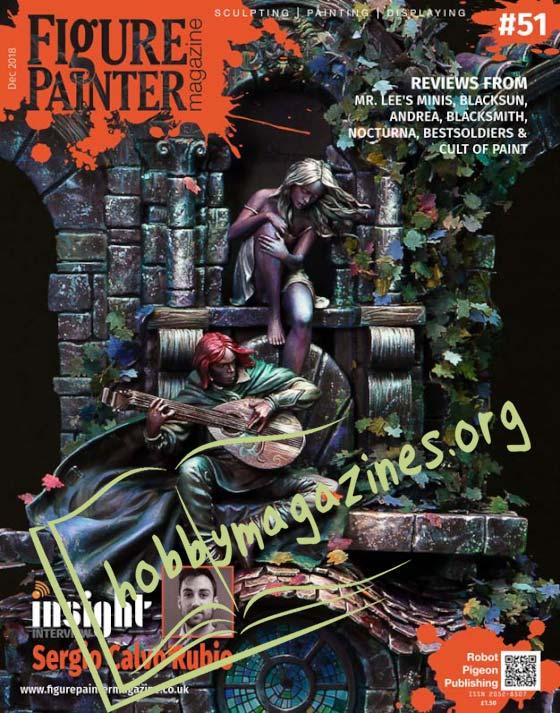 Figure Painter Magazine Issue 51