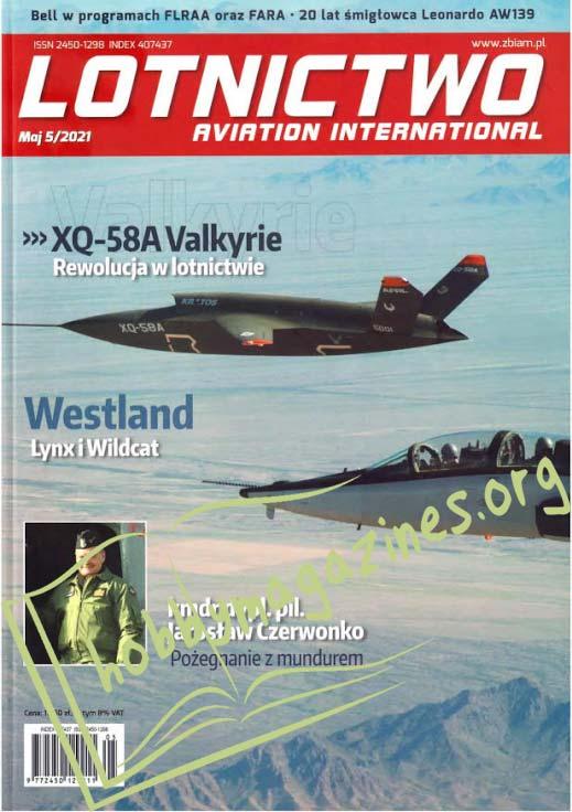 Lotnictwo Aviation International 2021-05