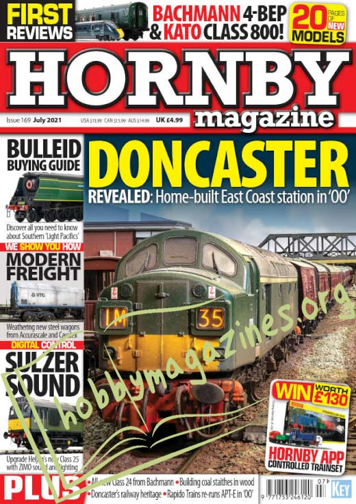 Hornby Magazine - July 2021 (Iss.169)