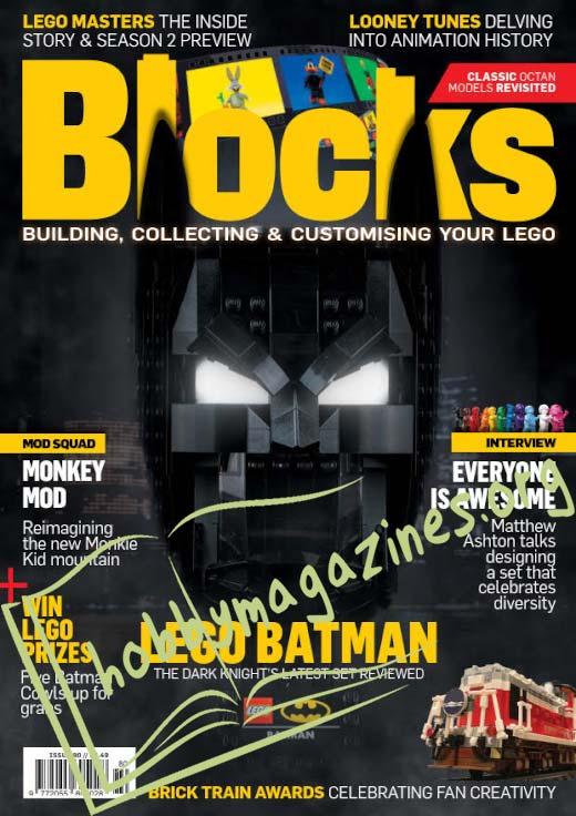 Blocks Issue 80
