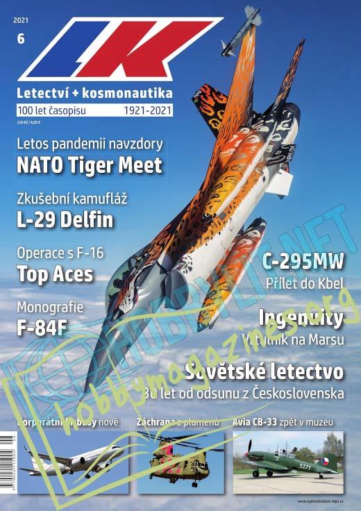 Letectvi+Kosmonautika 2021-06