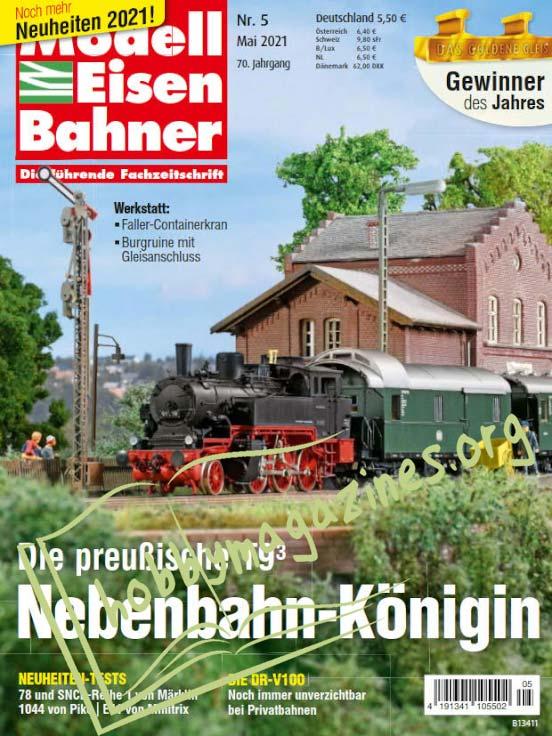 ModellEisenBahner - Mai 2021