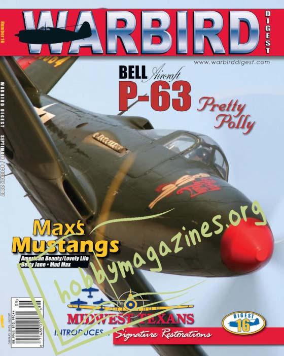 Warbird Digest Number 16