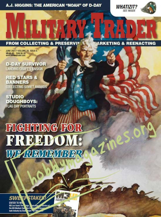 Military Trader – June 2021 (Vol.28 Iss.6)