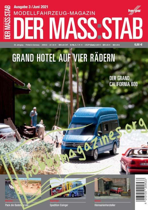 Der MASS:STAB – Juni 2021