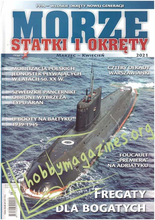 Morze Statki i Okrety 2021-03/04 (No.203)