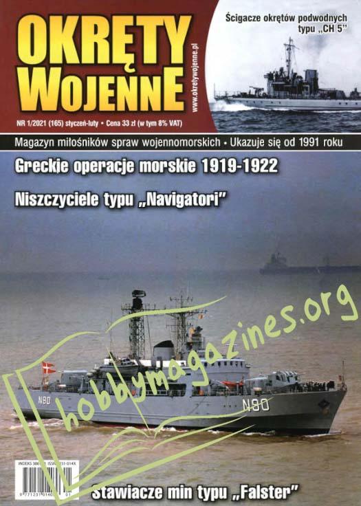 Okrety Wojenne 2021-01 (No.165)