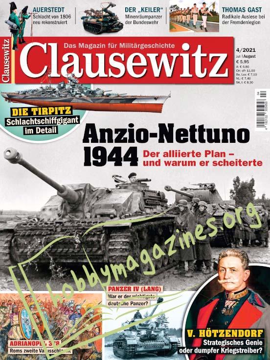 Clausewitz - Juli/August 2021