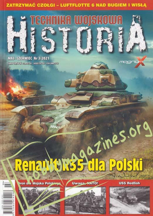 Technika Wojskowa Historia 2021-03 (No.69)