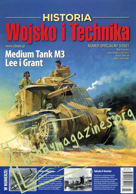 Historia Wojsko i Technika Numer Specjalny 2021-03