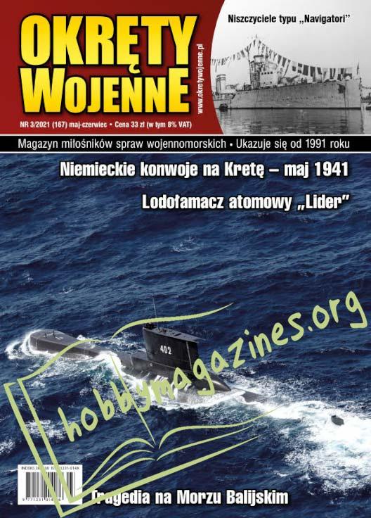 Okrety Wojenne 2021-03 (No.167)