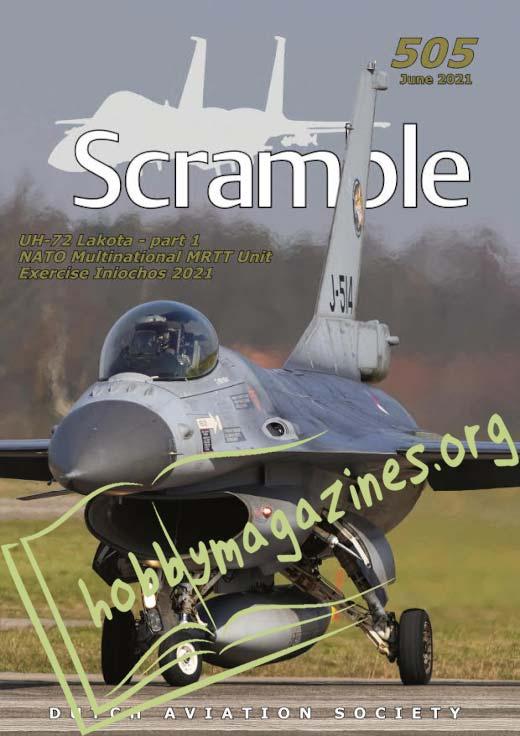Scramble - June 2021 (Iss.505)