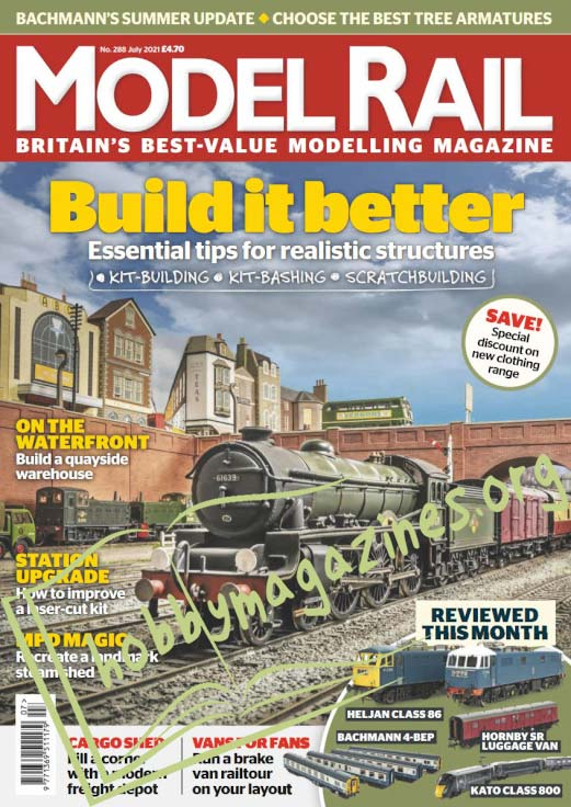 Model Rail - July 2021 (Iss.288)